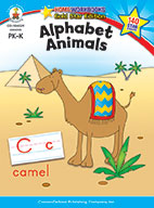 Alphabet Animals, Grades Pk - K (ebook)