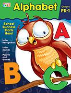 Alphabet, Grades PK–1