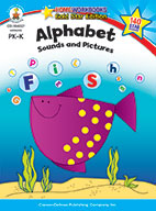 Alphabet, Grades Pk - K (ebook)