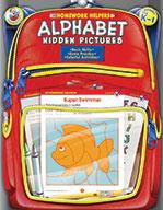 Alphabet Hidden Pictures, Grades Pk - 1 (ebook)