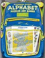 Alphabet Puzzles And Games, Grades K - 1