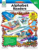 Alphabet Readers