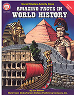 Amazing Facts In World History, Grades 5 - 8+