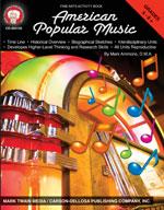 American Popular Music by Mark Twain Media