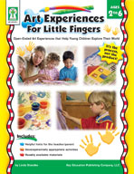 Art Experiences for Little Fingers