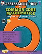 Assessment Prep For Common Core Mathematics, Grade 6 (ebook)