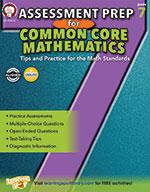 Assessment Prep For Common Core Mathematics, Grade 7 (ebook)