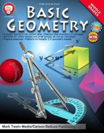 Basic Geometry by Mark Twain Media