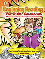 Beginning Reading For Older Students, Grades 4 - 8 (ebook)