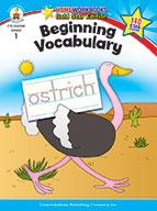 Beginning Vocabulary, Grade 1 (ebook)