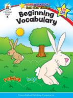 Beginning Vocabulary, Grade K