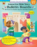 Bible Story Bulletin Boards