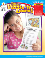 Bible Story Puzzle 'n Learn!, Grades 3-4