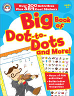 Big Book of Dot-to-Dots and More!