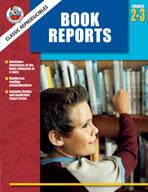 Book Reports, Grades 2-3