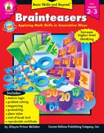 Brainteasers, Grades 2-3