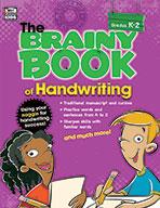 Brainy Book Of Handwriting, Grades K-2
