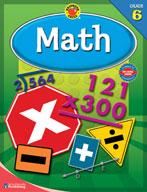 Brigther Child Math, Grade 6