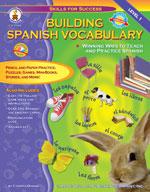 Building Spanish Vocabulary