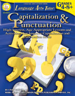 Capitalization and Punctuation by Mark Twain Media