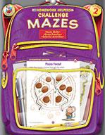 Challenge Mazes, Grade 2