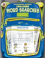 Challenge Word Searches, Grades K - 1