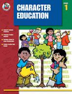 Character Education, Grade 1