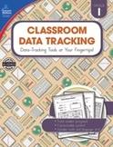 Classroom Data Tracking, Grade 1