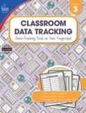 Classroom Data Tracking, Grade 3