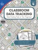 Classroom Data Tracking, Grade 4