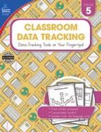 Classroom Data Tracking, Grade 5