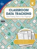 Classroom Data Tracking, Grade K