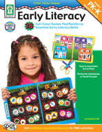 Color Photo Games: Early Literacy