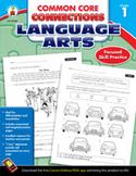 Common Core Connections Language Arts: Grade 1