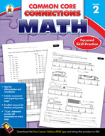 Common Core Connections Math: Grade 2
