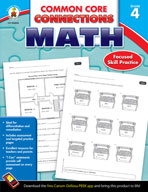Common Core Connections Math: Grade 4
