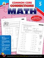 Common Core Connections Math: Grade 5