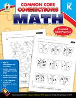 Common Core Connections Math: Kindergarten