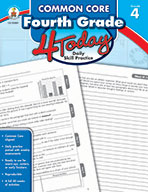 Common Core Fourth Grade 4 Today, Grade 4