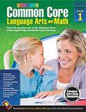 Common Core Language Arts And Math, Grade 1 (ebook)