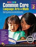 Common Core Language Arts And Math, Grade 2 (ebook)