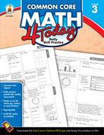 Common Core Math 4 Today, Grade 3