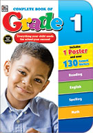 Complete Book Of Grade 1, Grade 1 (ebook)