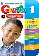 Complete Book Of Grade 1, Grade 1 (ebook)