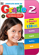 Complete Book Of Grade 2, Grade 2 (ebook)