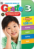 Complete Book Of Grade 3, Grade 3 (ebook)