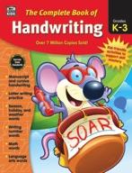 Complete Book Of Handwriting, Grades K - 3
