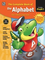 Complete Book Of The Alphabet, Grades Pk - 1