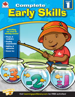 Complete Early Skills: Canadian Edition, Grade 1