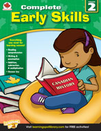 Complete Early Skills: Canadian Edition, Grade 2